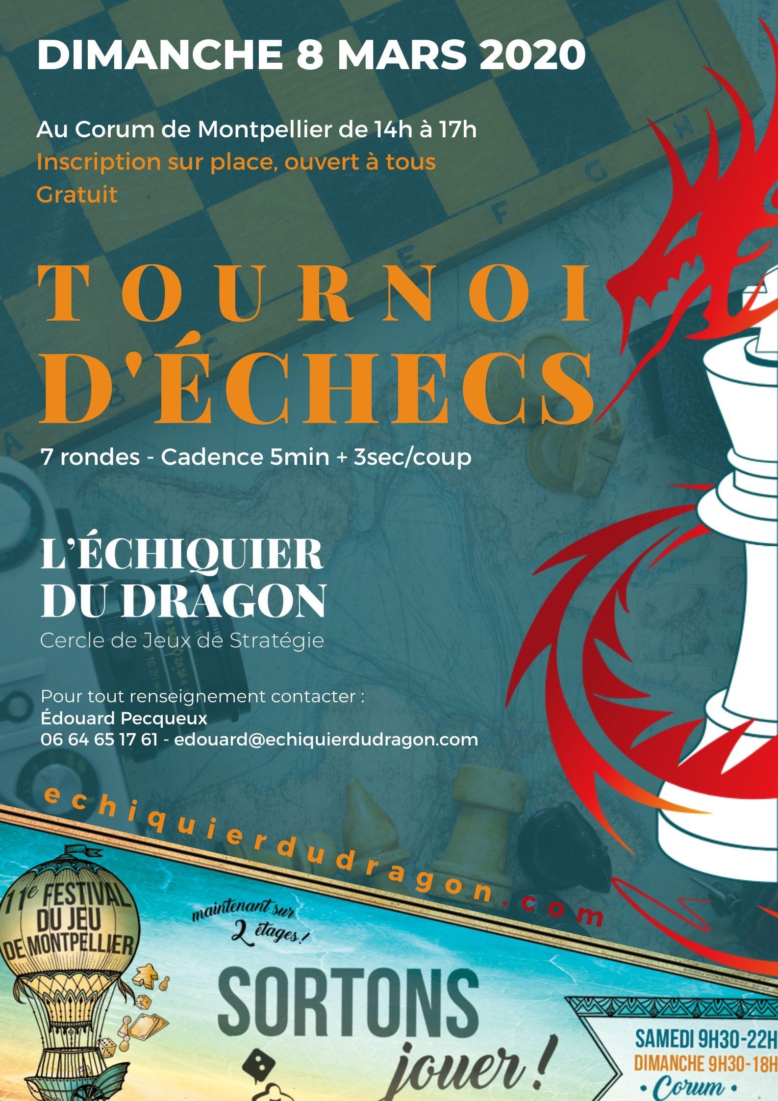 2020 – Tournoi